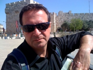 Mark Thomas in Palestine